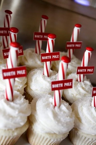Peppermint-Christmas-Wedding-Cupcakes